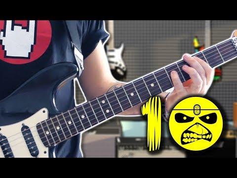 Top 10 Riffs: Iron Maiden