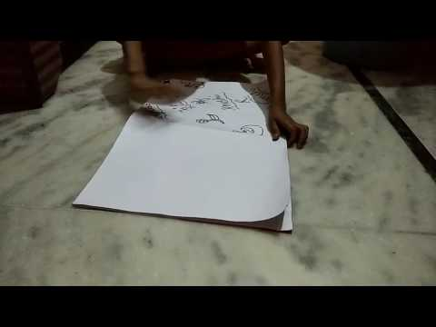 How to make a paper file very easy