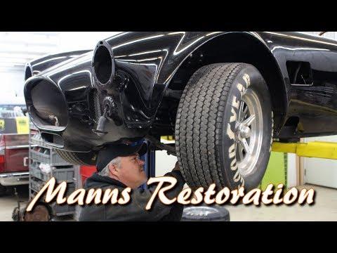 Show Winning Automotive Restoration - Manns Restoration