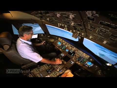 PilotsEYE.tv - SEA777F - C1 Customer first test flight - Appetizer 5min