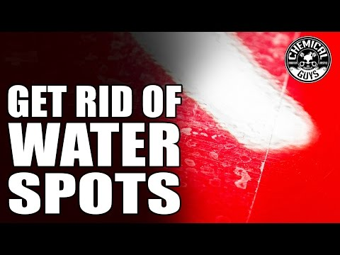 How To Get Rid Of Hard Water Spots - Jeep Renegade - Chemical Guys