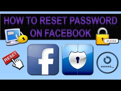 How to recover Forgotten Facebook Password?