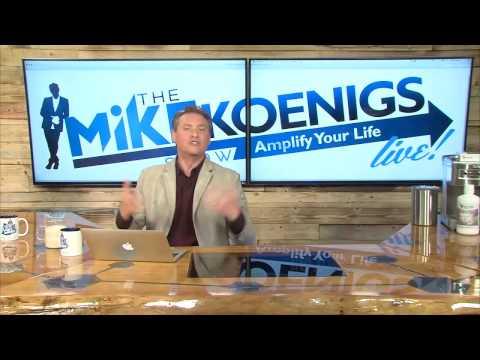 Mike Koenigs Speaker Sizzle Reel Featuring Tony Robbins & Joseph McClendon III