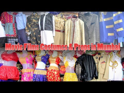 Bollywood & Hollywood Movie Films Costumes & Props in Mumbai India | Ft. Dance India Drama