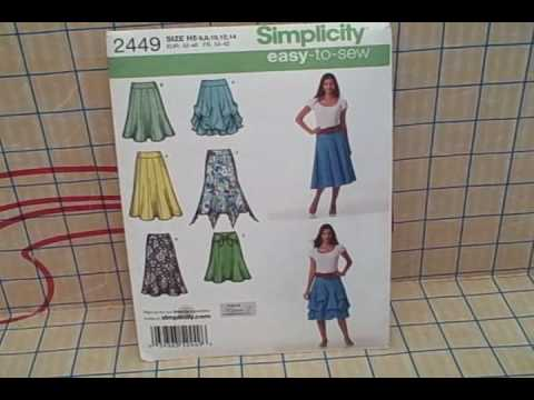Tips for Sewing Pattern Beginners- Whitney Sews