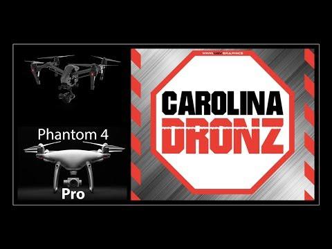 Drone School with Carolina Dronz