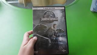 Download Jurassuc world 2 disc edition 2015 dvd unboxing review Video