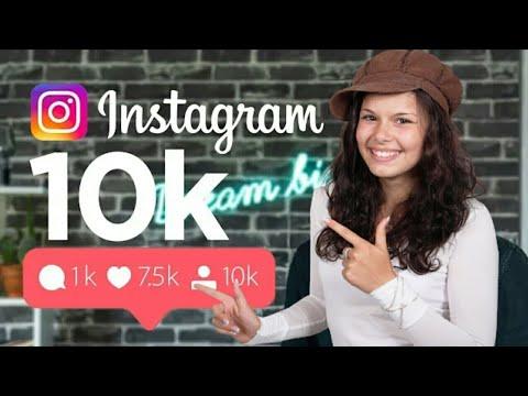 GET 5K FOLLOWERS ON INSTAGRAM IN 1 CLICK - 5000 Instagram Followers - Latest Trick 2018
