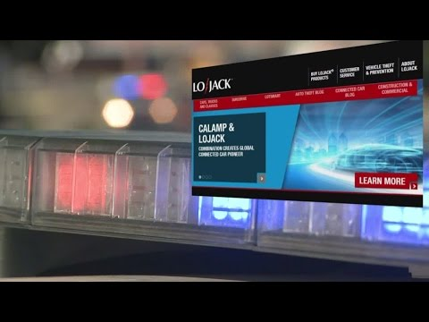 Inside look: LoJack device helps police track stolen vehicles