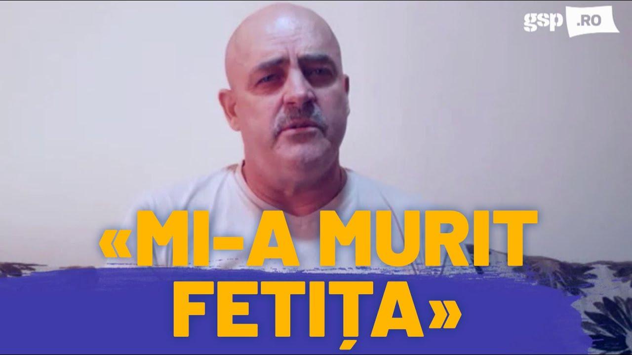 """Ce dramă! Viorel Turcu:  """"Din cauza condițiilor din spitale, mi-a murit fetița la o lună"""""""