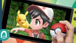 Hands On with Pokémon: Let