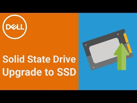 Dell SSD Upgrade (Official Dell Tech Support)