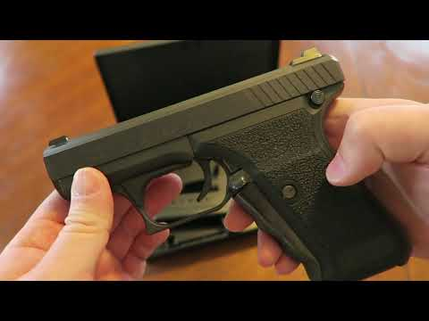 From the Safe:  HK P7M8 (Holy Grail Gun)