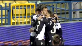 Panaitolikos FC vs. P.A.O.K. FC 0 - 3 ~ All Goals & Highlights ~ Superleague 12/03/2016