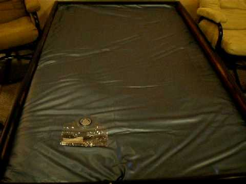 Free Flow Waterbed Motion
