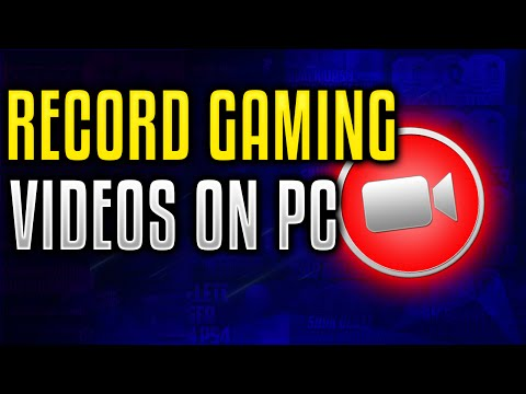 How To Record Gaming Videos On PC | Record Your Computer Gameplay For Free 2016 No Lag in HD
