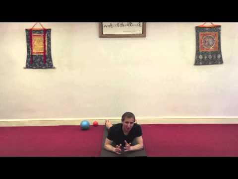 Relax Your Neck Through Movement - with Danny Bridgeman