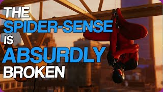 Wiki Weekends The Spider Sense Is Absurdly Broken