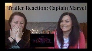 Trailer Reaction: Captain Marvel - Trailer 2