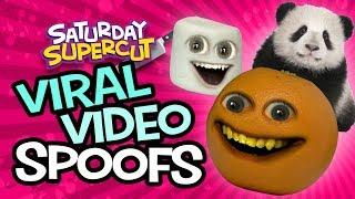 Viral Video Spoofs (Saturday Supercut)