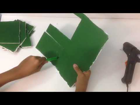 How to invent house by foam