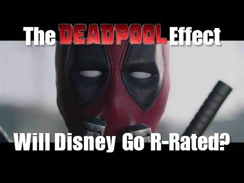 The Deadpool Effect: Will Disney's Marvel Go R-Rated?