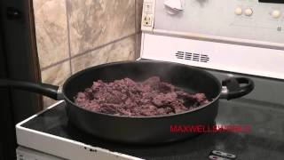 Cooking With The Maxwell Hamburger Helper Beef Noodle Maxwellsworld