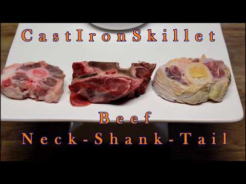 How To Cook Beef Neck, Tail and Shanks!(Episode-121)