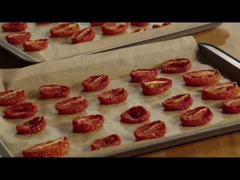 How to Make Sun-Dried Tomatoes | Tomato Recipe | Allrecipes.com