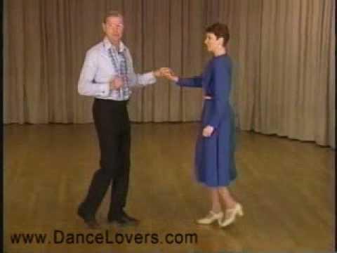 Learn to Dance the Beginning/Intermediate Tango - Ballroom Dancing