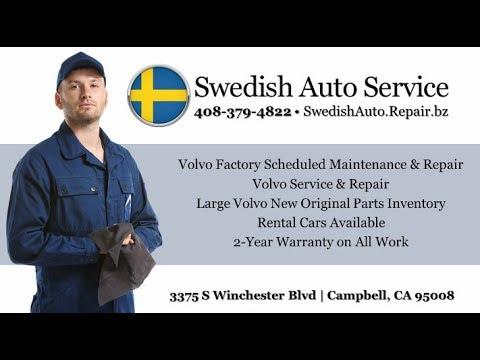 Swedish Auto Service | Foreign Auto Repair San Jose CA