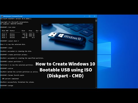 How to Create Bootable Pen Drive/Flash Drive/USB Flash Drive for Windows 7, 8, 10 [2015]