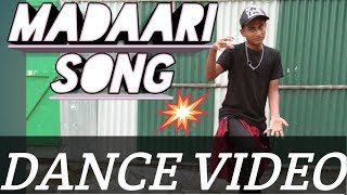 New song 2019 || MADAARI SONG DANCE || cover by JP style dance