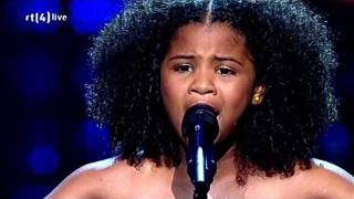 Aliyah Kolf - And I am telling you I'm not going - 2e Halve Finale Holland's Got Talent 26-08-11 HD