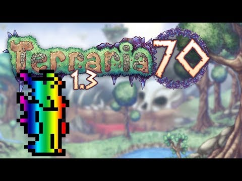 Terraria 1.3 Part 70 - AWESOME NEW DYES