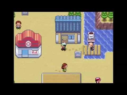 Pokemon Emerald | Flash HM05