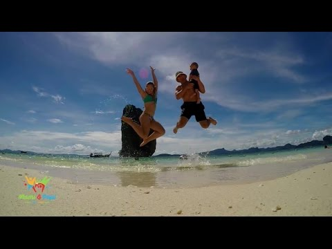 Another Day in Paradise with SWIMTRAINER AUSTRALIA  AD