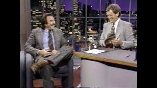 Tom Selleck, B. Womack, L. Berry on Late Night, January 12, 1990 (full)
