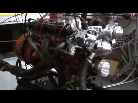 360 Chrysler 408 Stroker Crate Engine