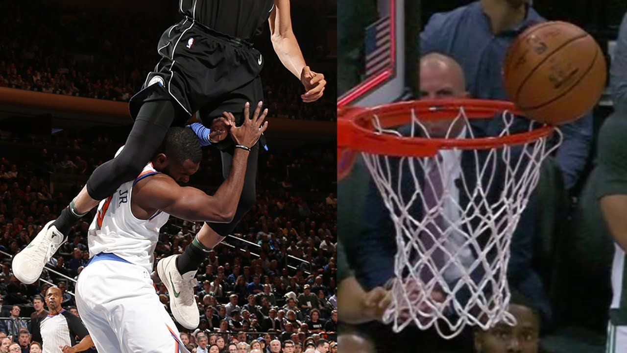 """NBA """"Most Impossible"""" Moments"""