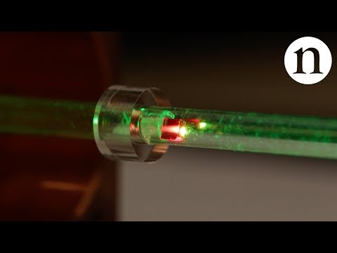 The maser goes mainstream: Diamond microwave lasers