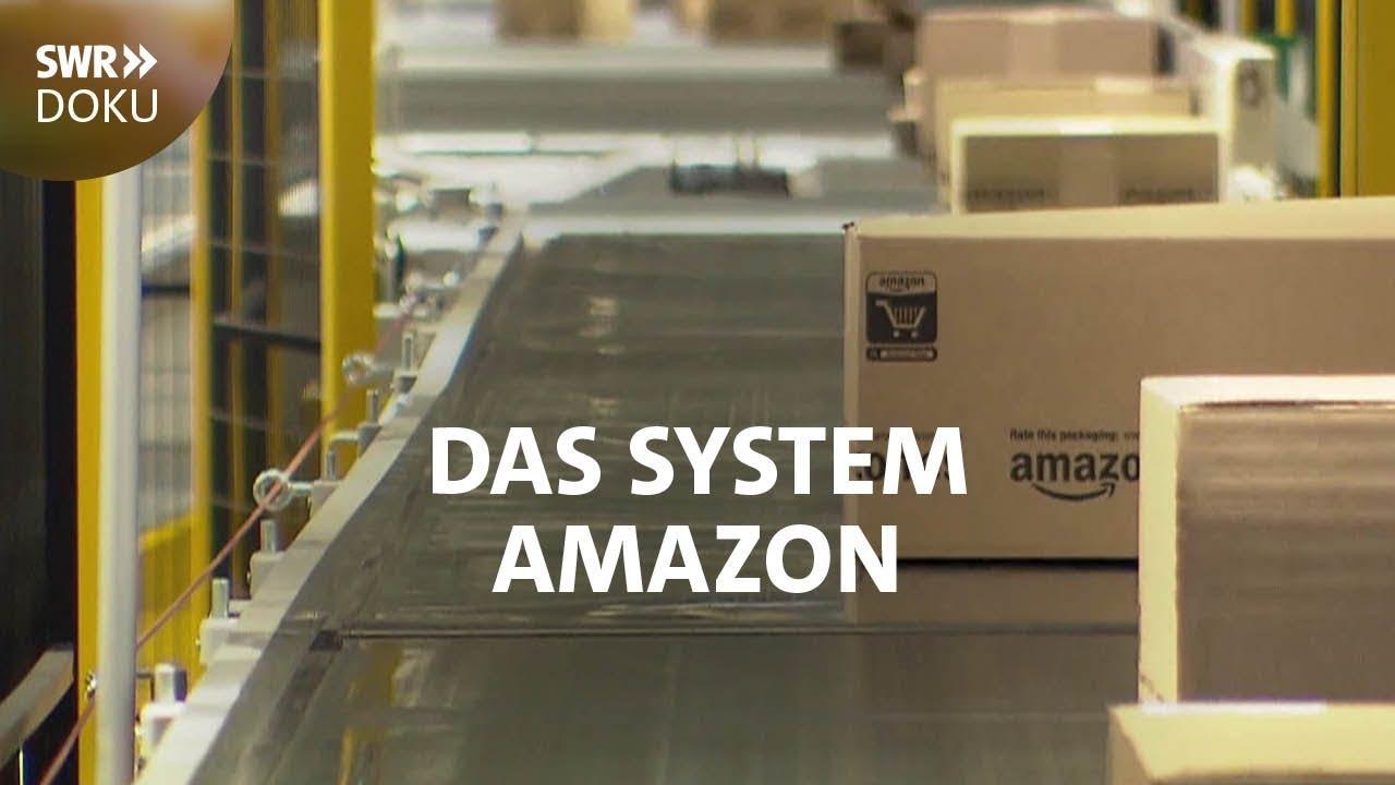 Das System Amazon - Der gnadenlose Kampf im Onlinehandel | SWR Doku