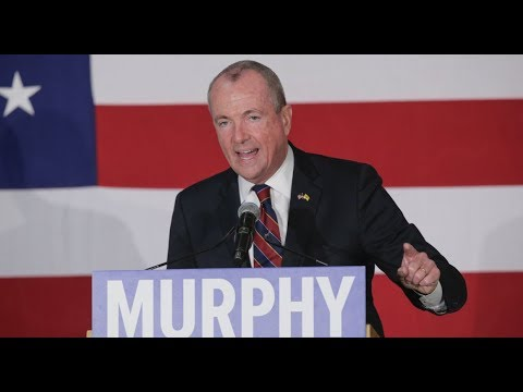 NJ Gov Phil Murphy Gets Push Back From Democrats On Tax Increases & Marijuana Legalization