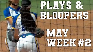 May Week #2 Top Plays & Bloopers in Sports | Highlights & Funny Moments