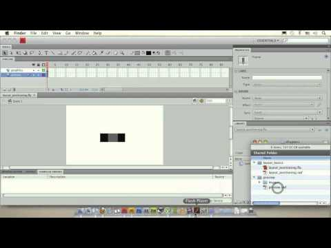 Creating Full Screen, Scalable Flash Websites: Part 1.1