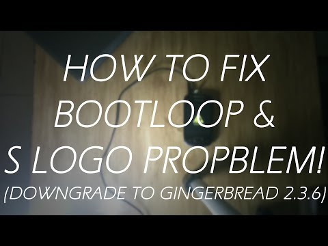 How to fix BOOTLOOP &