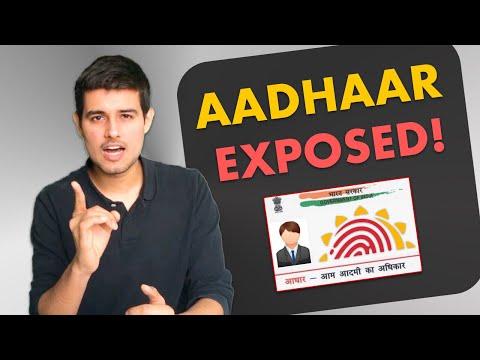 Reality of Aadhaar Card by Dhruv Rathee