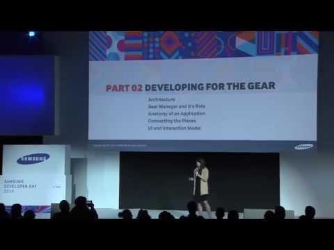 Samsung Gear SDK - MWC 2014