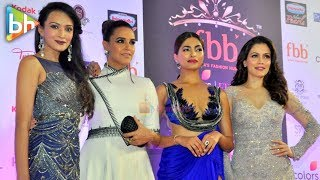 Celebs At Red Carpet Of Femina Miss India 2017 Grand Finale