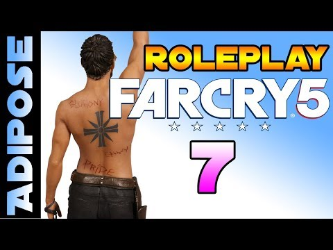 Let's Roleplay Far Cry 5! #7 Zap!